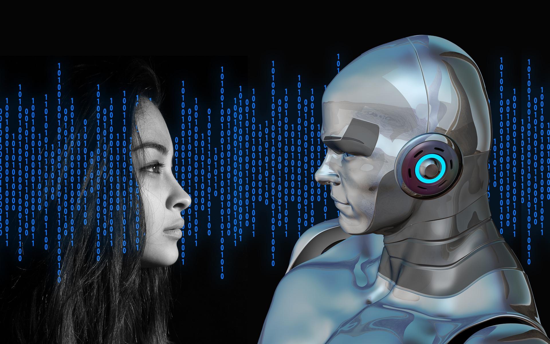 IA e video colloquio: trovare il limite